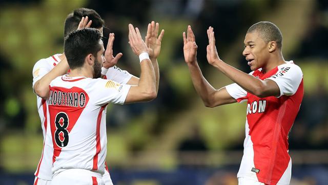 Monstrueux, Mbappé et Monaco giflent Rennes
