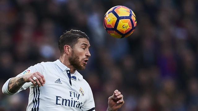 Sergio Ramos se recupera de la sobrecarga y estará en la final