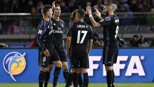 Los goles en el descuento y otras cosas que confirma el Madrid en el Mundialito