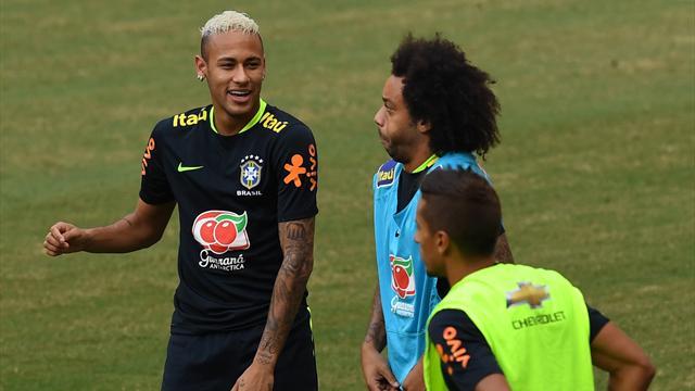 Marcelo en est certain : «Neymar jouera au Real un jour»