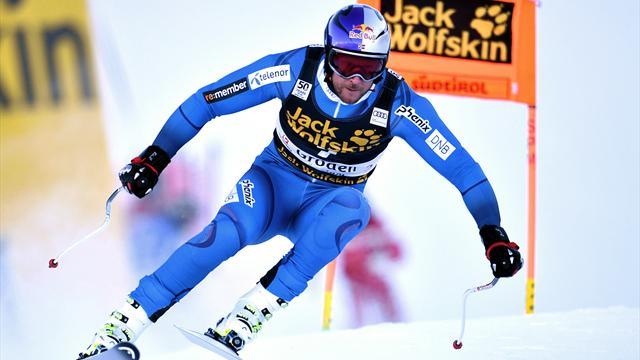 Altri guai al ginocchio: Svindal salta la discesa di Wengen, a rischio i Mondiali di St. Moritz