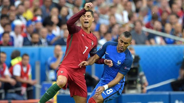 Хавбек сборной Франции запретил своим детям произносить имя Роналду