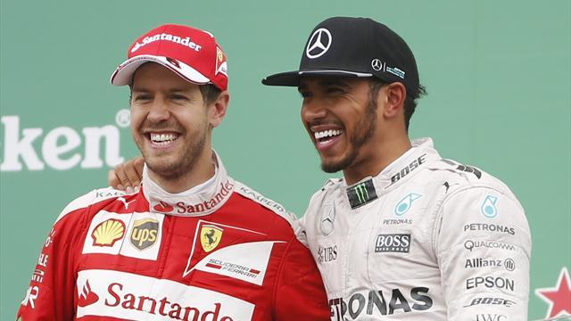 """Wolff : """"Vettel chez Mercedes sonnerait bien"""""""