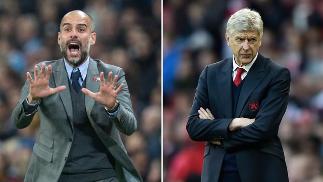 Manchester City și Arsenal joacă pe Eurosport în runda a 33-a a Premier League - Programul