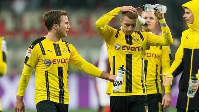 Reus – Götze : Dortmund attend toujours ses étoiles