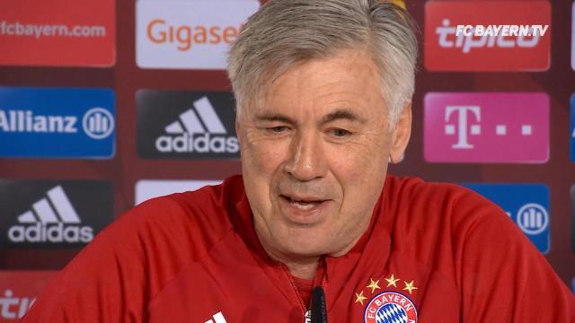 """Ancelotti: """"Lewandowski a signé un très bon contrat"""""""