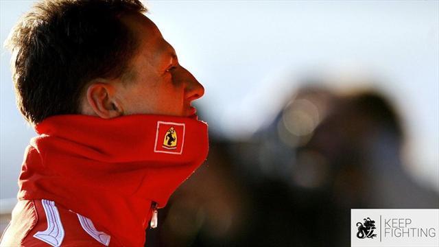 Schumacher'in sızdırılan fotoğraflarına servet teklif edildi
