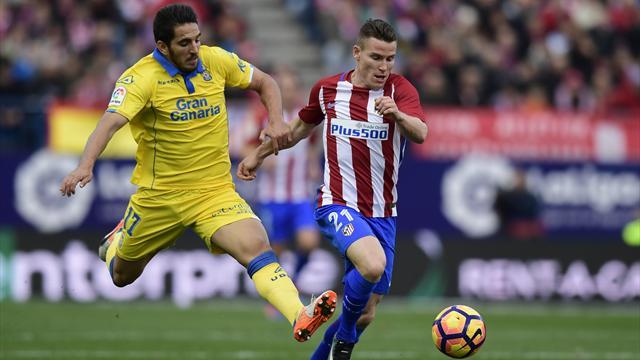 Las Palmas – Atlético EN DIRECT