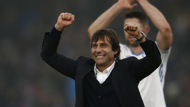 Nessuno come Conte: miglior manager della Premier per il terzo mese di fila