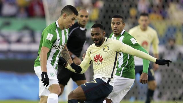 Atlético Nacional-América: Primero susto y luego el bronce (2-2, 4-3 en penaltis)