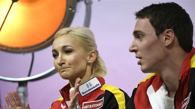 Einbürgerung kommt: Massot und Savchenko dürfen von Olympia-Medaille träumen