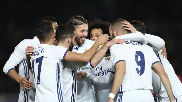 En directo: El Real Madrid empata el partido con gol de penalti de Cristiano (2-2)
