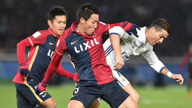 En directo, Real Madrid-Kashima Antlers: Shibasaki empata al filo del descanso (1-1)