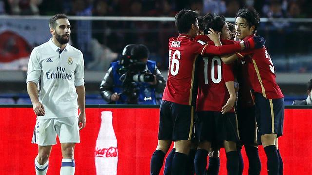En directo, Real Madrid-Kashima: El título se dedice en la prórroga