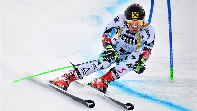 Hirscher assuré de remporter son sixième gros globe d'affilée — Ski alpin
