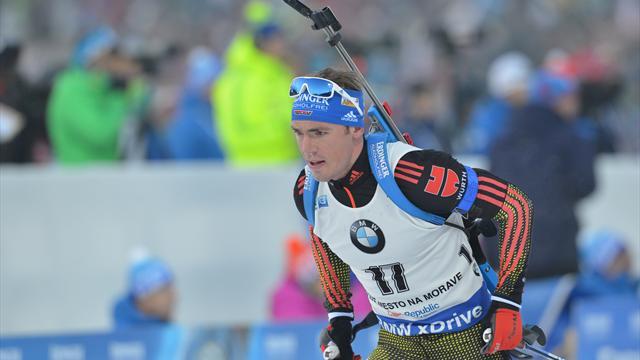 Schempp gewinnt Massenstart von Oberhof - Lesser Zweiter