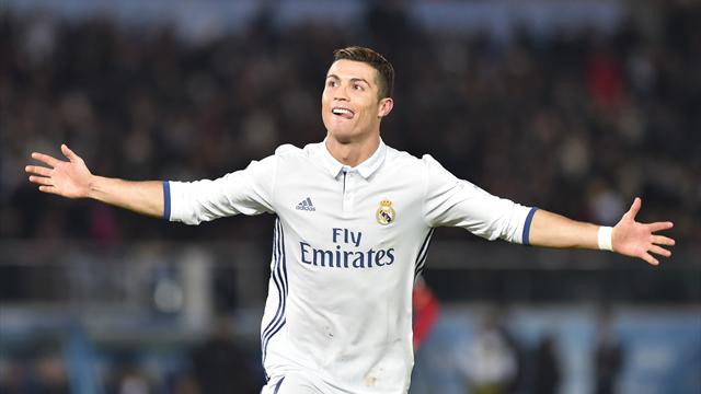 Un hat-trick de Cristiano da al Real Madrid el Mundial de Clubes en la prórroga (4-2)