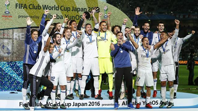 Mundial de Clubes: Real Madrid-Kashima: Pentacampeón con sangre, sudor y lágrimas (4-2)