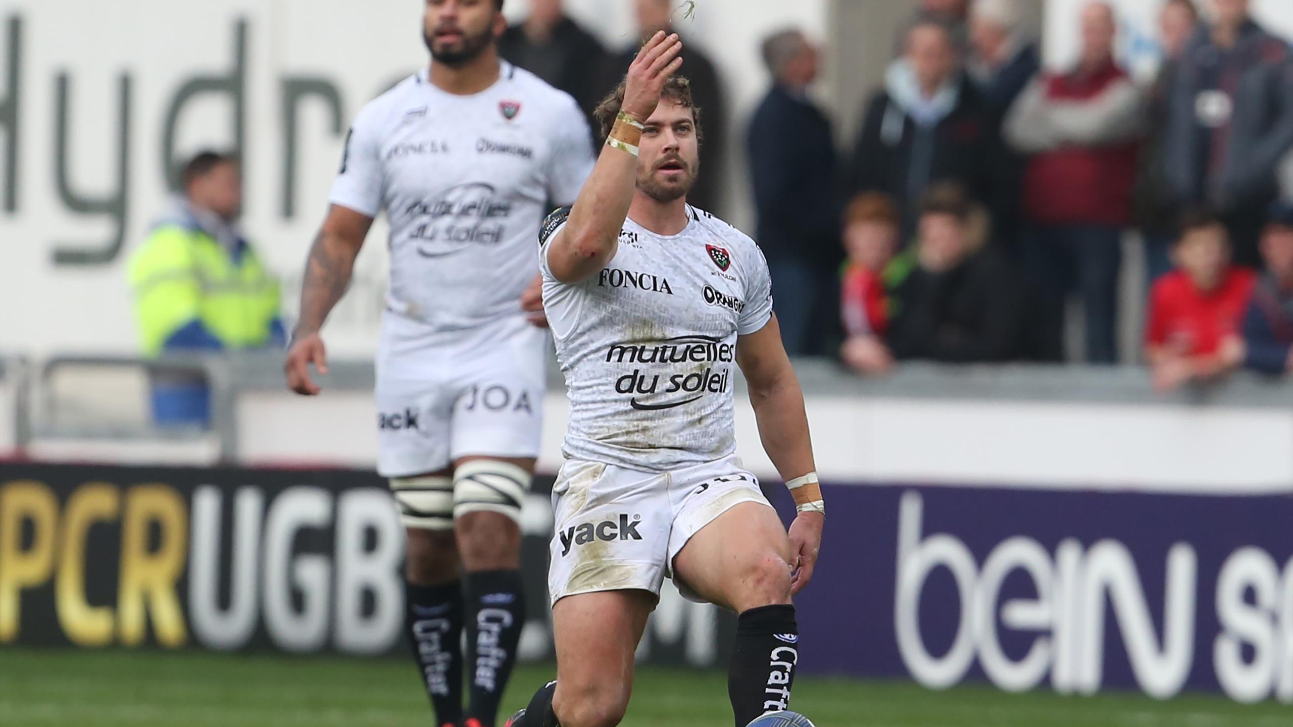 Leigh Halfpenny (Toulon) - 18 décembre 2016