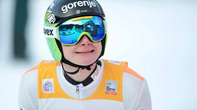 Domen Prevc logra en Engelberg su cuarta victoria de la temporada