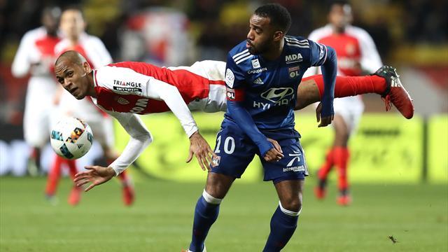 Lyon bête noire de Monaco, Sanson record... Les 5 choses à savoir avant la 34e journée