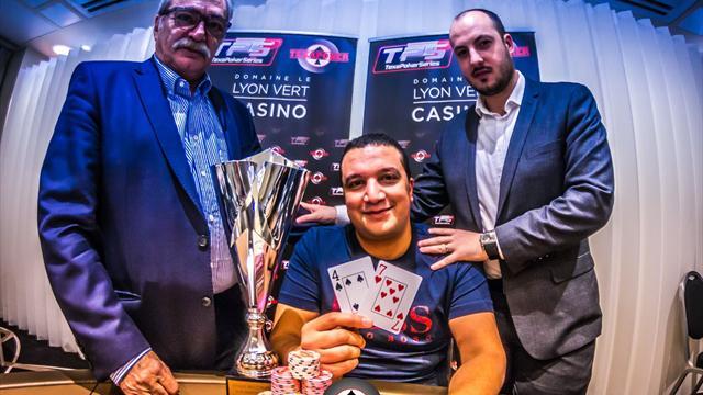 Omar Lakhdari remporte la finale du TPS Multiplex à Lyon