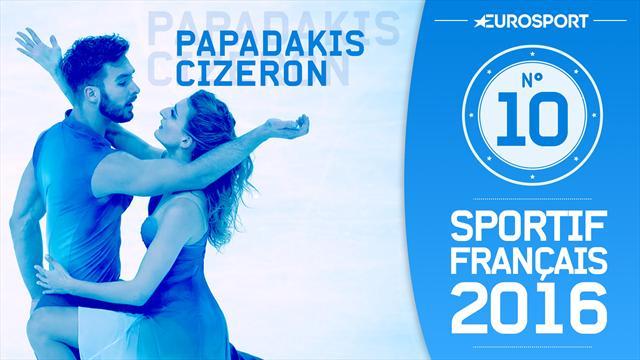 Papadakis-Cizeron, la magie opère toujours