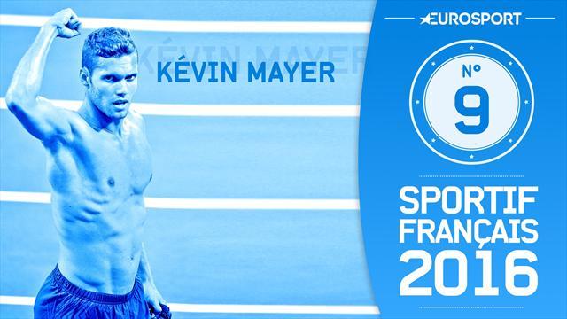 Un talent fou et une vraie personnalité : voici Kevin Mayer, la déca-star