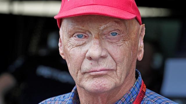 """Lauda : """"Tout le monde pense que nous cachons notre jeu mais les écarts se sont clairement réduits"""""""