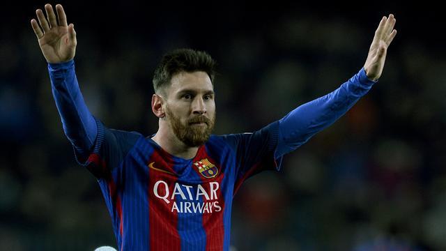 Pour prolonger Messi, le Barça ne veut pas faire de folies