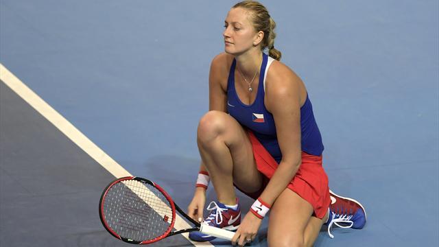 Petra Kvitova a fost atacată și rănită în casa sa din Cehia