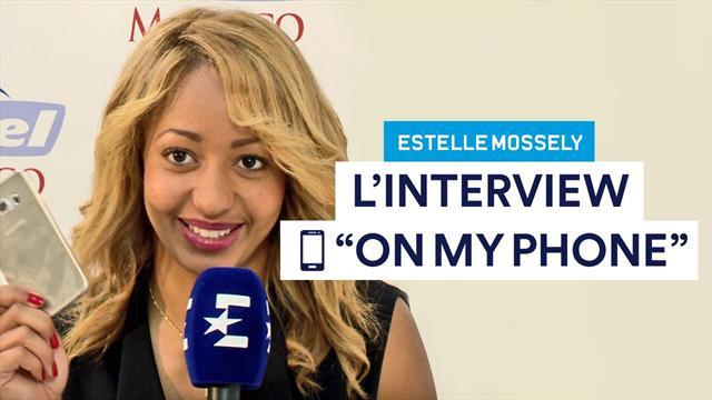 Dernier appel ? Contact le plus célèbre ? Bienvenue dans le téléphone d'Estelle Mossely