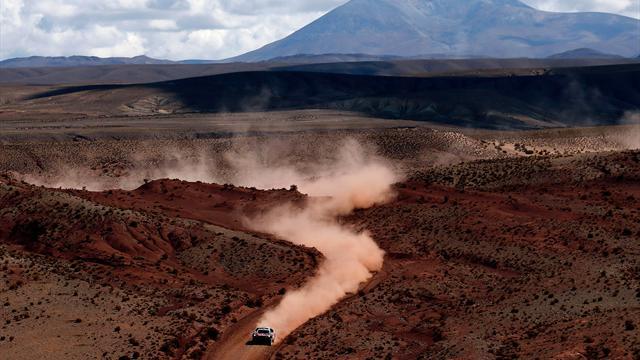 Dakar Rallisi için geri sayım
