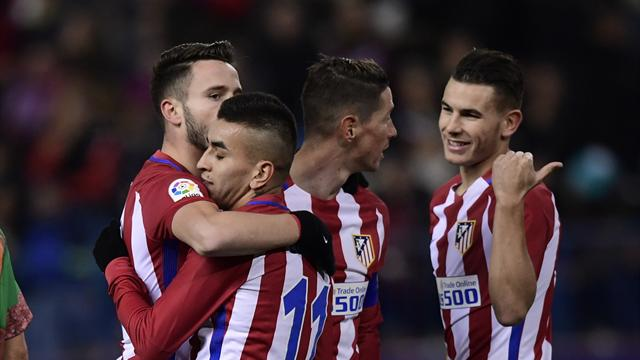 Fernando Torres scores as Atletico Madrid complete Copa rout