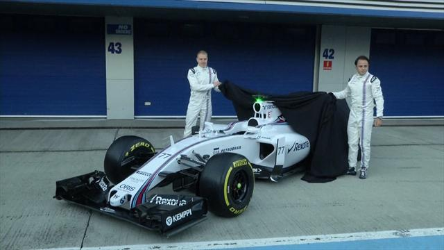 Nei test Barcellona Massa davanti a tutti, bene Ricciardo