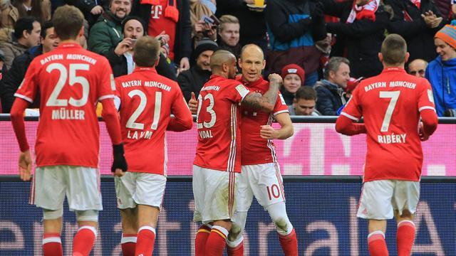 Bundesliga, Bayern-Leipzig: Káiser sólo hay uno (3-0)
