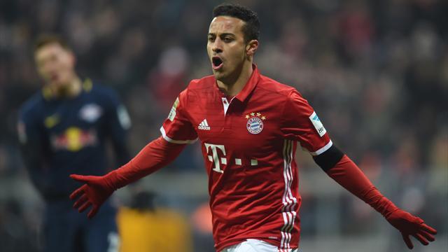 Le Bayern donne la leçon et prend ses aises