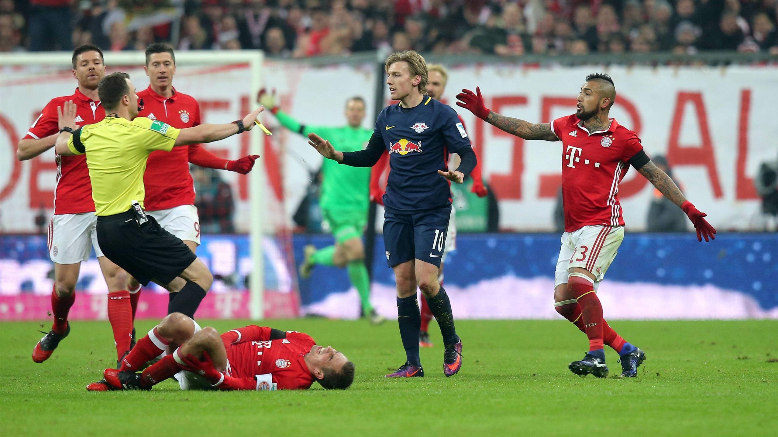 Le Bayern a laminé le RB Leipzig