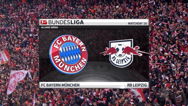 Highlights: Bayern batter Leipzig in top-of-the-table clash