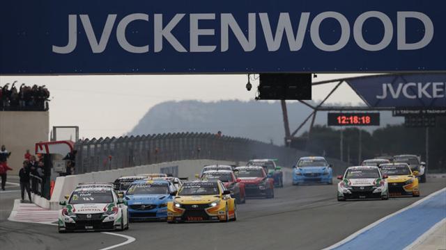 Récap de la saison : Huff hisse Honda au sommet, en France, dans un thriller digne du WTCC