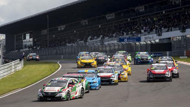 """""""Un circuit et un challenge hors-normes"""" : les médias élisent la première manche sur le Nürburgring"""