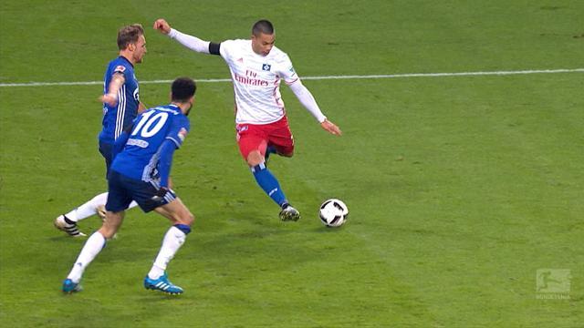 Bundesliga : Los cinco mejores goles de la jornada 16
