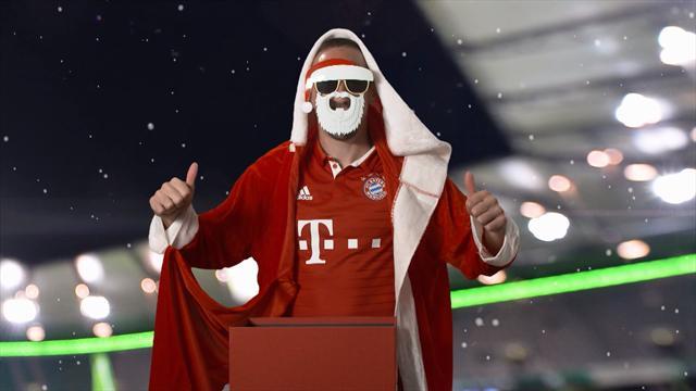 Bundesliga's biggest stars get ready for Christmas!