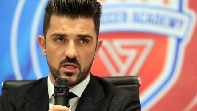 """Villa: """"Guardiola fue de lo mejor de mi carrera"""""""
