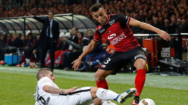 Ligue 1, passes dé et Benfica : Marçal, le Guingampais qui va de l'avant