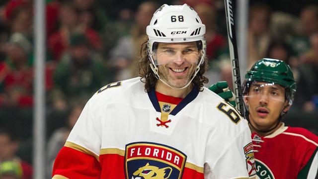 Ягр— 2-ой лучший бомбардир вистории НХЛ