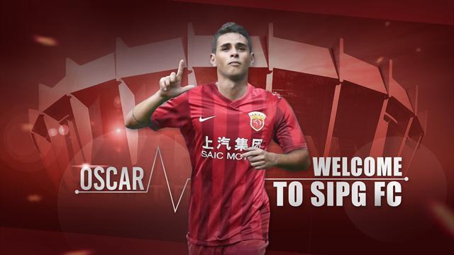 Calciomercato, Oscar addio Chelsea: va in Cina
