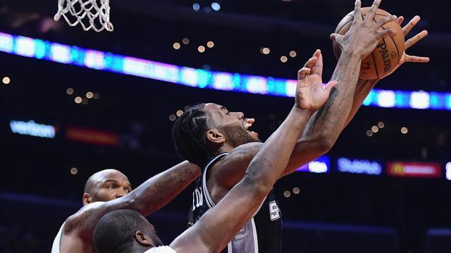 Баскетболисты «Клипперс» прервали 5-матчевую победную серию «Сан-Антонио» вНБА