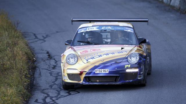 Les voitures du groupe GT s'illustreront lors de deux manches de l'ERC