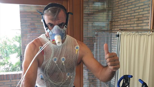 Carlos Sainz afrontará el Dakar en la mejor forma de su vida